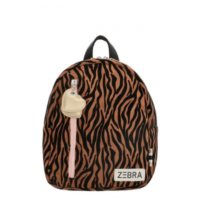Rugzak Zebra 826601 Bruin