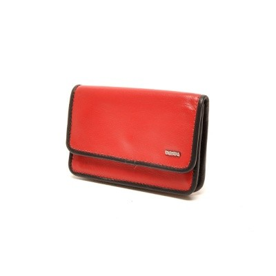 Foto van Berba Soft 003-096 Key Pouch Red-Black