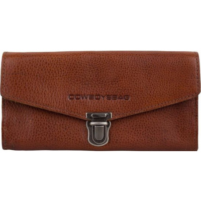 Portemonnee Cowboysbag Purse Drew Juicy Tan