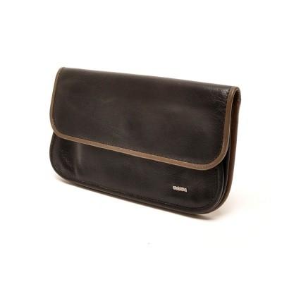 Foto van Berba Soft 001-056 Ladies Wallet Black-Taupe