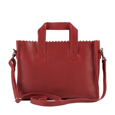 MPB Mini Handbag Cross-body Rambler Red