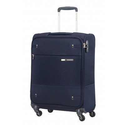 Foto van Samsonite BASE BOOST SPINNER 55/20 LENGTH 40CM NAVY BLUE