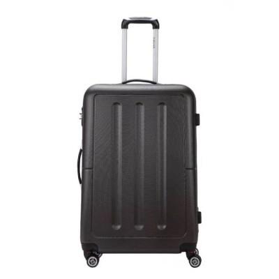 Koffer Decent Neon-Fix 76 Antraciet