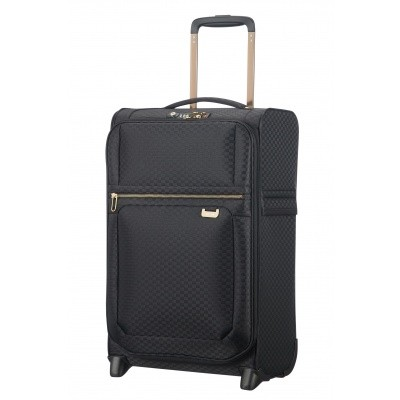 Foto van Samsonite UPLITE UPRIGHT 55/20 LENGTH 40 CM BLACK/GOLD