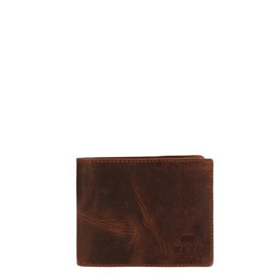 Bear Design Vegas portemonnee 8731 bruin