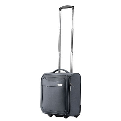 Foto van CarryOn Trolley 42cm Underseat AIR Black