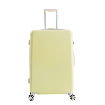 Koffer Decent Star-Maxx Trolley 76 Pastel Yellow