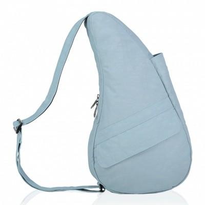 Healthy back bag textured Glacier Blue S