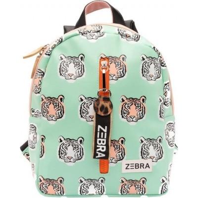 Rugtas (S) Zebra Tiger Mint