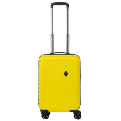 Handbagage koffer Carry On 55 cm Connect Yellow