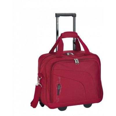 Foto van Trolley Gabol Week Pilot Case Red