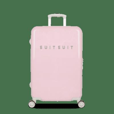 Foto van SUITSUIT Fabulous Fifities- Handbagage 66 cm Pink dust