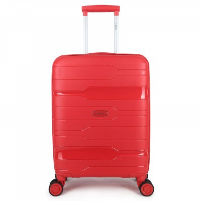 Foto van Koffer Decent One-City RK-9365A Red 55 cm