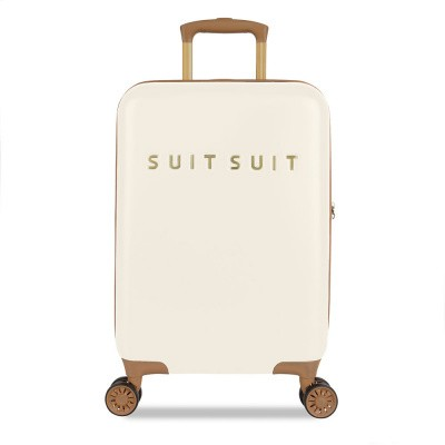 Foto van Koffer SuitSuit Fab Seventies 55 cm Handbagagekoffer Antique White