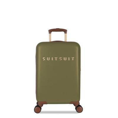 Koffer SuitSuit Fab Seventies 55 cm Handbagagekoffer Martini Olive