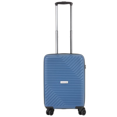 Foto van Handbagage koffer Carry On 55 cm Blue Jeans