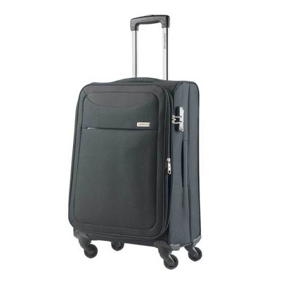 Foto van CarryOn Trolley 67cm AIR Black