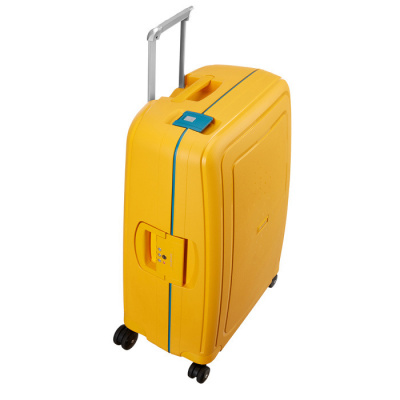Foto van Samsonite s'cure spinner sunsetyellow/navy