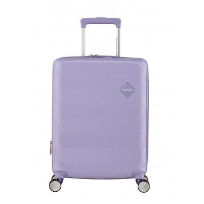 Foto van American Tourister Flylife spinner 55/20 tsa EXP Lavender
