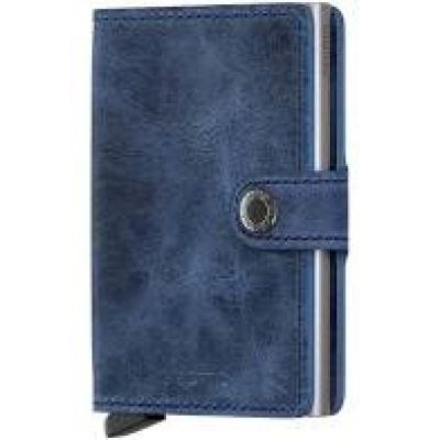 Foto van Miniwallet Secrid Vintage Blue