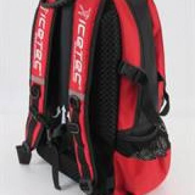 Foto van Icetec-SkateSkeeler-backpack-Red en Blue