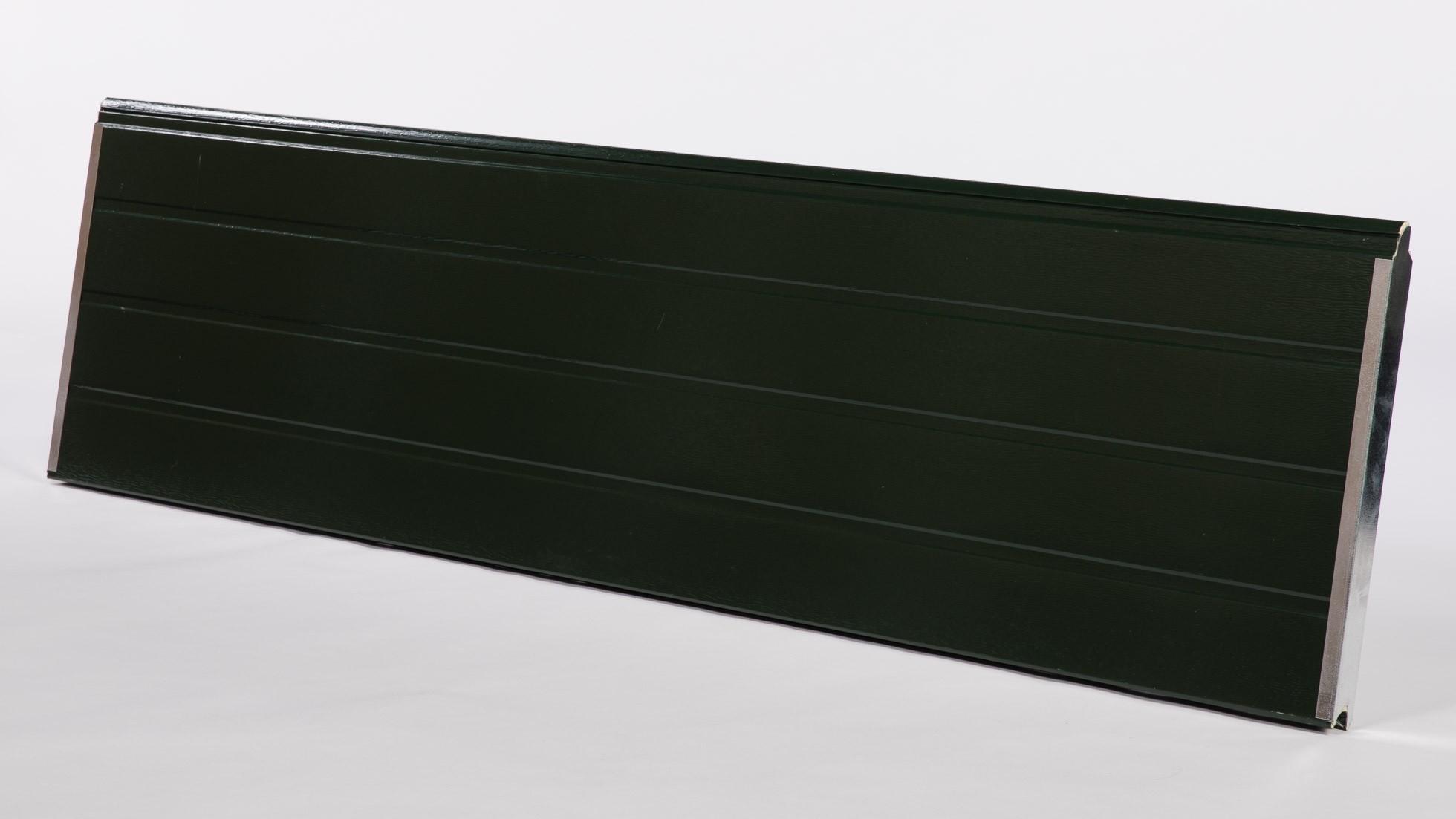 RAL 6009 plankenmotief