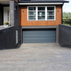Afbeelding van Sectionale garagedeur B 2500 x H 2250