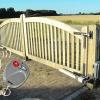 Afbeelding van Vleugelhekopener type SJSW101