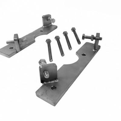 Foto van Afstandhouder/eindstoppers voor 2 actuators (voor type SJSW501)