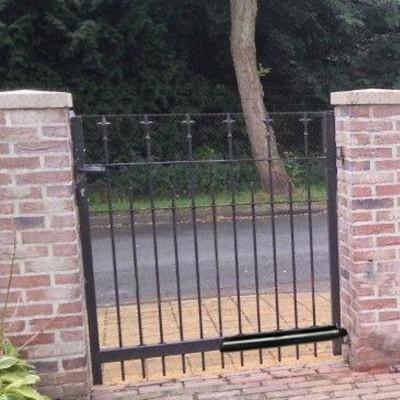 Foto van Automatische opener voor een enkel hek, deur of poort SJSW6010