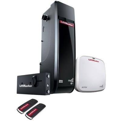 Liftmaster garagedeuraandrijving (LM3800W) direct op de as inclusief WiFi