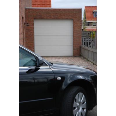 Foto van Sectionale garagedeur B 2500 x H 2000