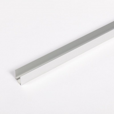 Foto van Aluminium top-/bodemprofiel
