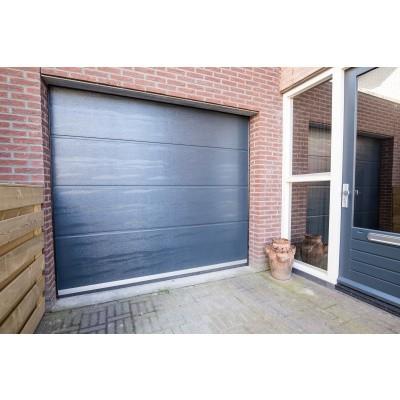 Sectionale garagedeur B 2500 x H 2250