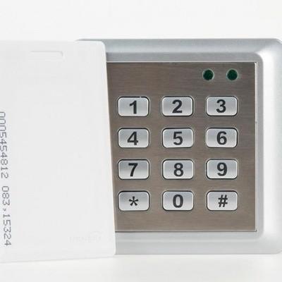 Codeslot bedraad S met magneetkaart