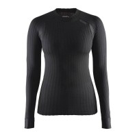 Foto van Craft Be Active Extreme 2.0 CN Long Sleeve Women Zwart