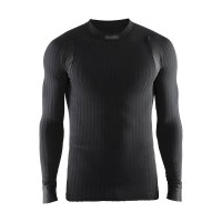Foto van Craft Be Active Extreme 2.0 CN Long Sleeve Men Zwart
