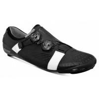Foto van Bont Vaypor S Zwart/Witte Fietsschoen