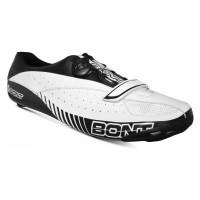Foto van Bont Blitz Witte Fietsschoen