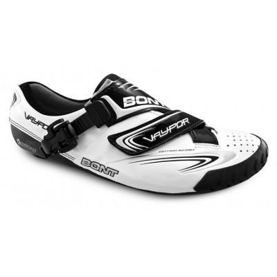 Bont Vaypor Fietsschoen White/Black