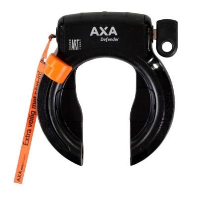 Axa ringslot Defender zw/or