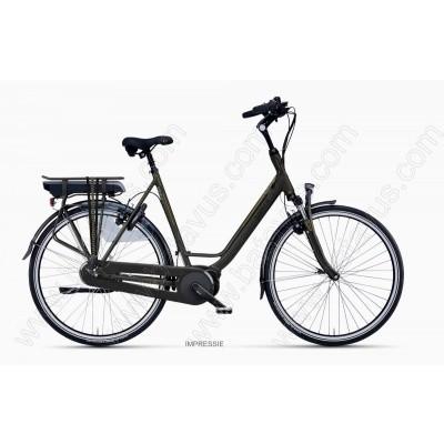 Batavus Wayz E-go® Active Plus 500Wh, Titaan mat