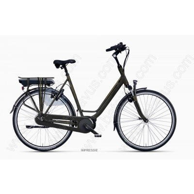 Foto van Batavus Wayz E-go® Active Plus 500Wh, Titaan mat