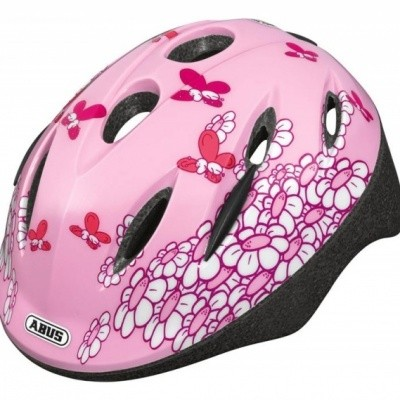 VALHELM ABUS SMOOTY PINK BUTTERFLY S KIND