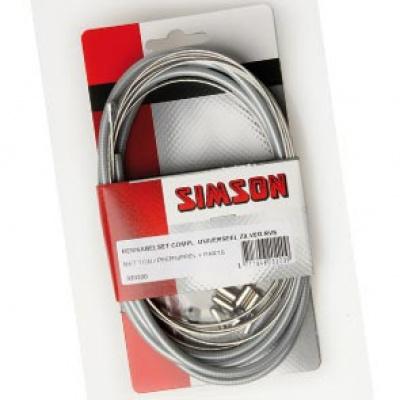 Simson remkabel set compl.univ