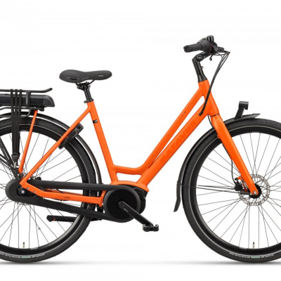 Batavus Dinsdag E-go® Classic, Orange Matt