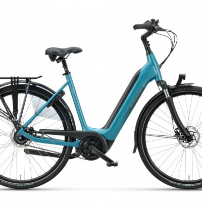 Foto van Batavus Finez E-go® Power Exclusive, Ritualblue