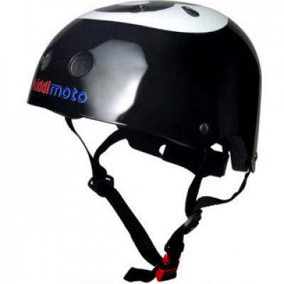 KIDDIMOTO Helm Eight Ball Medium zwart