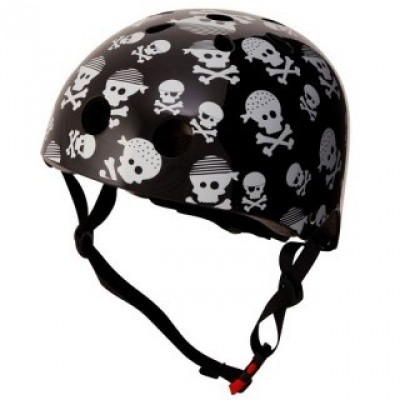 Kiddimoto helm Skullz, medium(53 - 58 cm)