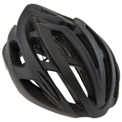Agu helm strato black l/xl (58-62cm)